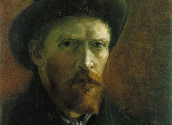 Ван Гог отрезал себе ухо