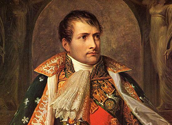Наполеон был коротышкой