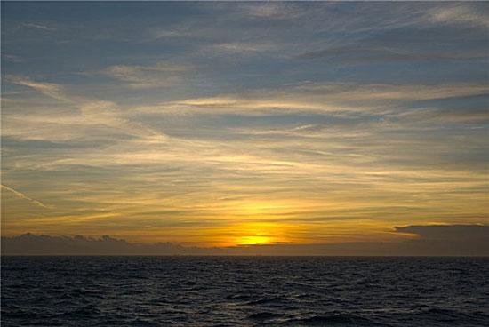 Существует такое же место, как Бермудский треугольник — это Море дьявола