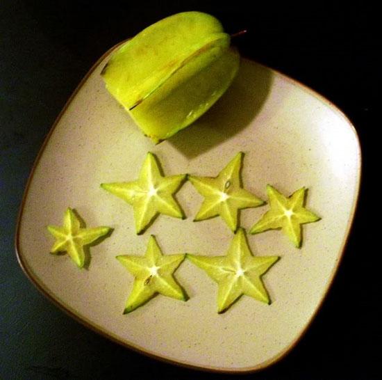 Звёздный фрукт