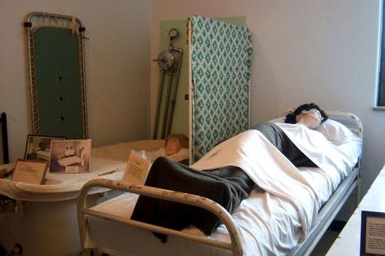 Психиатрический музей Глора