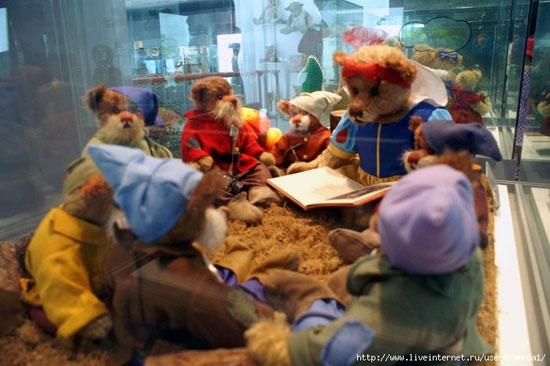 Музей плюшевых мишек