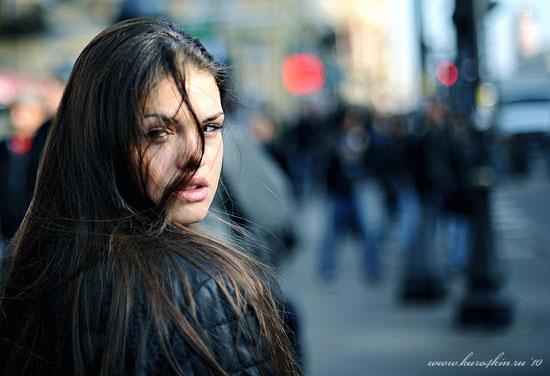 87% людей считают, что чувствуют, когда кто-нибудь на них смотрит. Научных обоснований этому нет