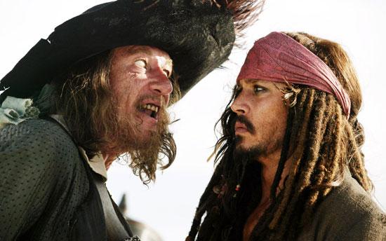 15 фактов о фильме «Пираты Карибского моря»