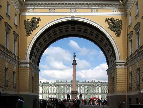 20 фактов о Санкт-Петербурге