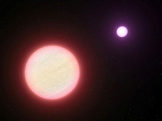 Температура самой холодной звезды равна температуре чашки чая