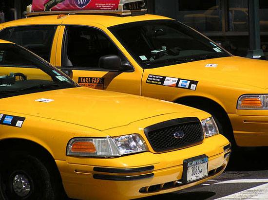 25 фактов о такси