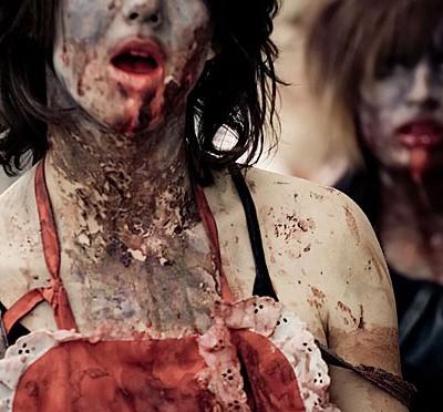 Власти США разместили в интернете памятку, как вести себя при нападении зомби