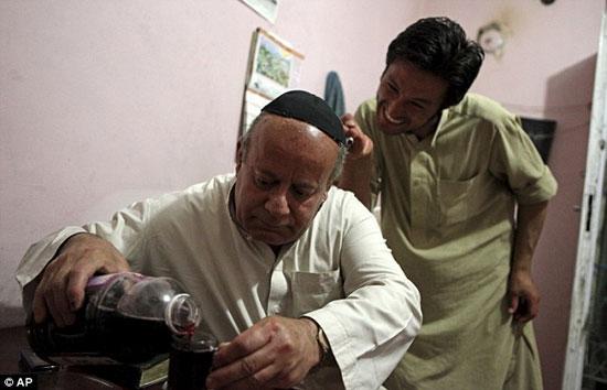 В Афганистане живёт только один еврей