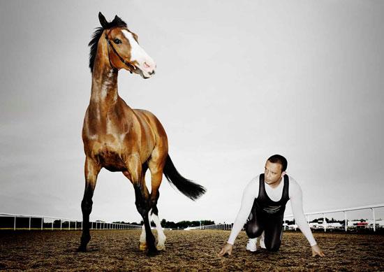 Марафон Man versus Horse