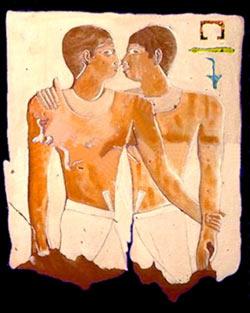 Слуги фараона Кхнумхотеп и Нианкхкхнум — самая первая известная в истории гей-пара