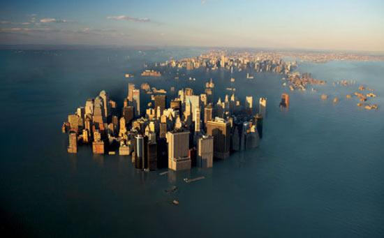 Интернет увеличивает количество углерода в атмосфере и способствует глобальному потеплению