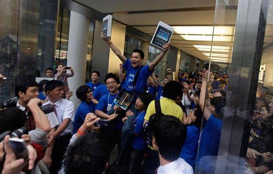 Подросток из Китая продал почку, чтобы купить iPad 2