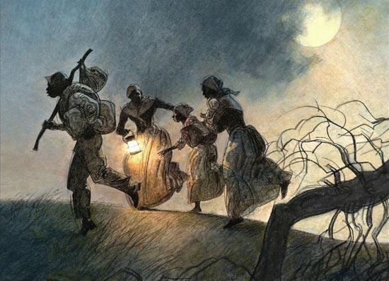 Драпетомания — это «навязчивое стремление рабов к побегам»