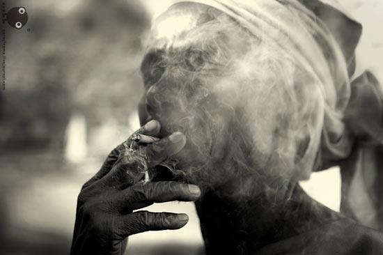 Курящие люди обладают меньшим индексом массы тела: никотин подавляет аппетит