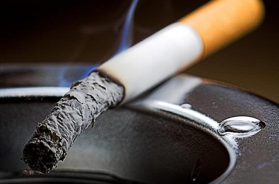 Курение со временем может уменьшить длину пениса на 1 см