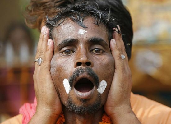 В Индии мужчине за стерилизацию полагается приз: лотерейный билет или лицензия на оружие