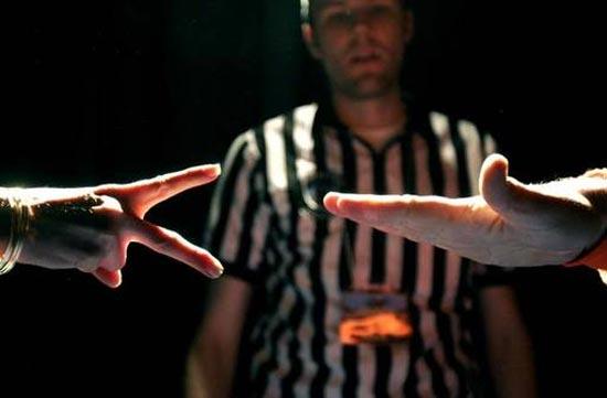 Игра «Камень, ножницы, бумага» чаще других заканчивается ничьей