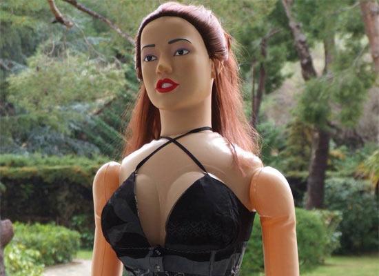 Секс-куклу изобрели в нацистской Германии по заказу А. Гитлера. Её звали Боргхильд