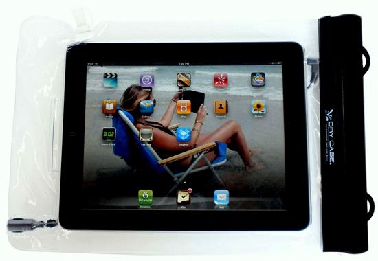 DryCASE Tablet Water-Proof Case — чехол для планшетов с уникальными свойствами
