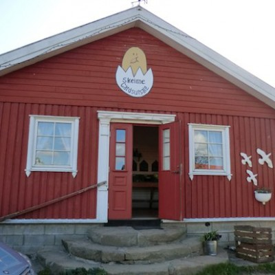 В Норвегии есть магазины без продавцов, в которых покупатели обслуживают себя сами