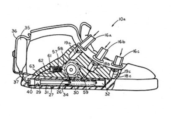 Автоматическое устройство для застегивания ботинок