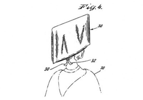 Подушка, совмещенная с защитным шлемом
