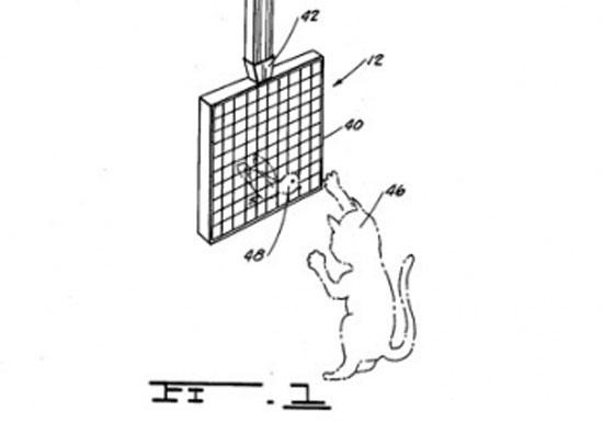 Ловушка для птиц, совмещенная с кормушкой для кошки