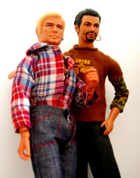 У куклы Кена есть друг-гей по имени Боб