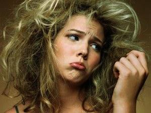 Существует синдром нерасчёсывающихся волос