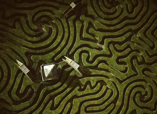 Самый длинный в мире лабиринт состоит из 16 000 деревьев