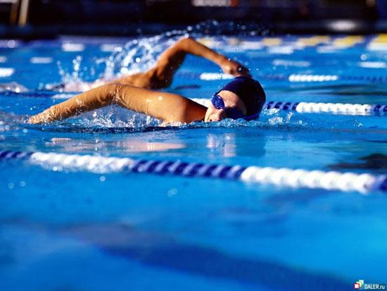 Плавание — единственный вид спорта, увеличивающий аппетит