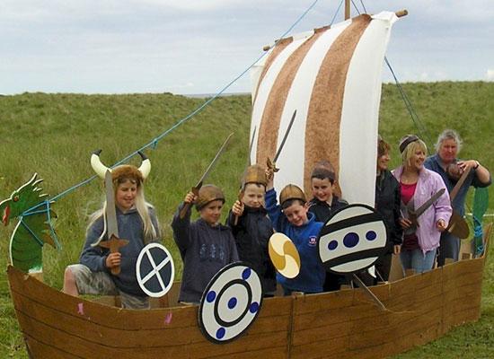 Викинги украшали себя резьбой на зубах. Эта процедура была крайне болезненной