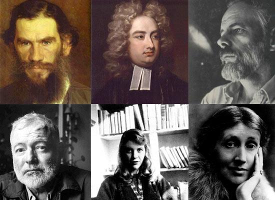 10 фактов о знаменитых писателях, страдающих психическими отклонениями