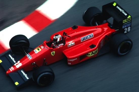 Ferrari F1 640