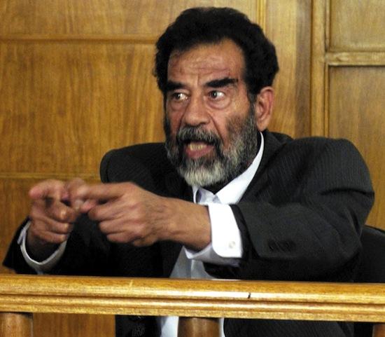 Бункер Саддама Хуссейна