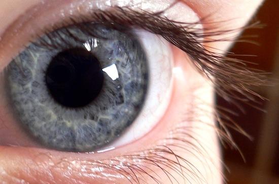 В совокупности, около 40 минут в сутки вы слепы