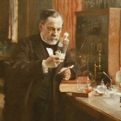 Луи Пастер скрывал результаты экспериментов, противоречащие его теории