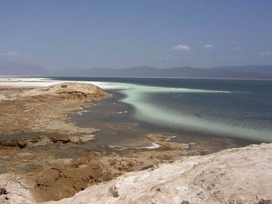 Самый солёный водоём в мире — озеро Ассаал, а не Мёртвое море