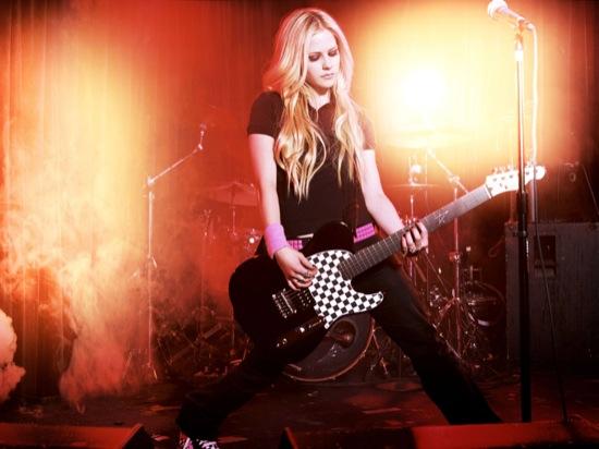 35 фактов об Avril Lavigne