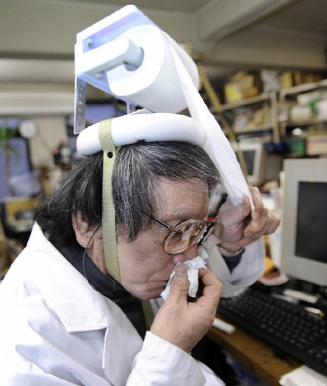 В Японии существует Общество бесполезных изобретений — Тиндогу
