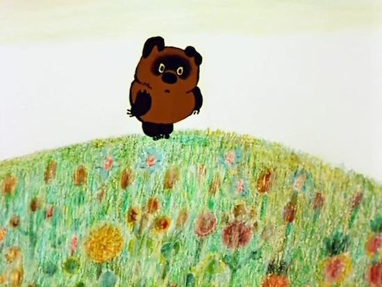Изначальное имя Винни Пуха — Эдвард Медведь (Edward Bear)