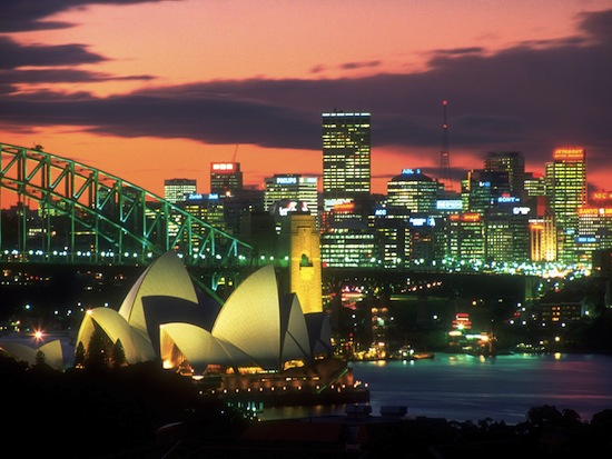 100 фактов об Австралии
