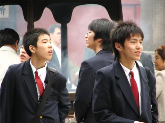 Японцы секс на людях