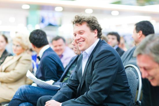 Сергей Полонский, основатель компании Mirax Group