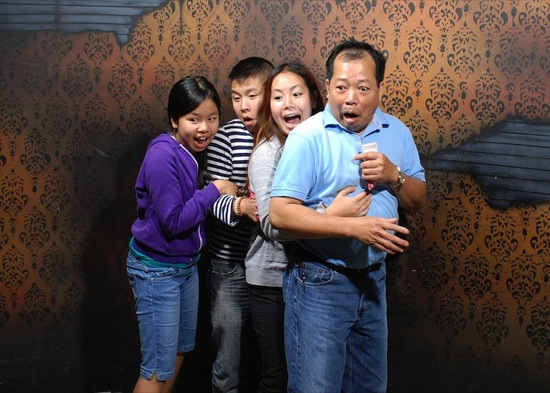 «Nightmares Fear Factory» — самый старый «Дом с приведениями» в Северной Америке