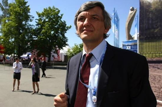 Сергей Попов, основатель и совладелец МДМ-банка