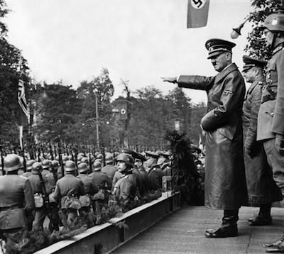 Адольф Гитлер — актёр и сценарист