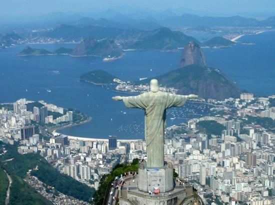 41 факт о Бразилии галазами россиянки