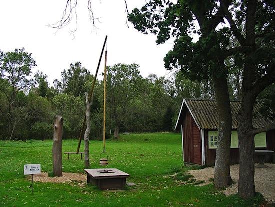 В Эстонии есть Ведьмин колодец